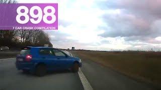 Car Crash Compilation 898 - Jun 2017