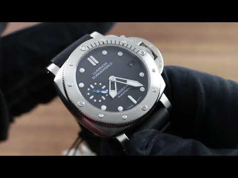 Panerai Luminor Submersible 1950 3 Days Automatic Acciaio PAM 682 Showcase Review