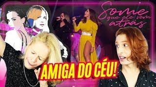 Baixar REACT Anitta & Marília Mendonça - Some Que Ele Vem Atrás (Official Music Video) Reação e Comentários