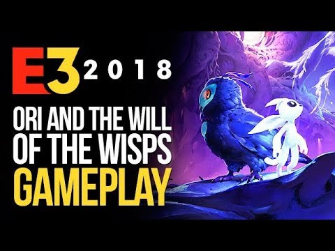 Ori and the Will of the Whisp: PRIMER GAMEPLAY A 4K   MERISTATION