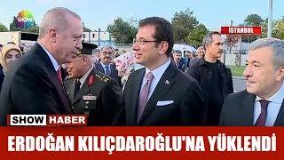 Erdoğan Kılıçdaroğlu'na yüklendi