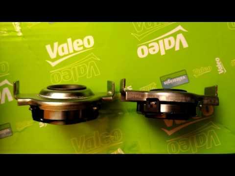 Комплект сцепления Valeo и выжимной подшипник 2110