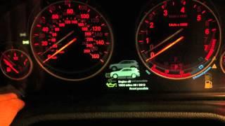 Сервіс BMW Х3 F25 привід датчика скидання