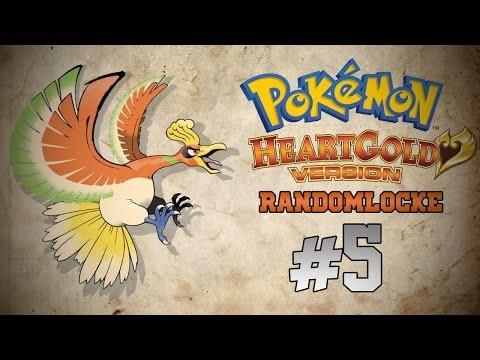Pokémon Oro Randomlocke Ep.5 - Hoy pasa de TODO TODO TOOODO
