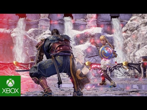 SOULCALIBUR VI Announcement
