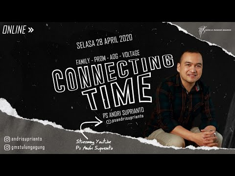 Connecting Time GMS Tulungagung 28 April 2020