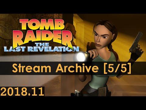Tomb Raider: The Last Revelation Widescreen Stream