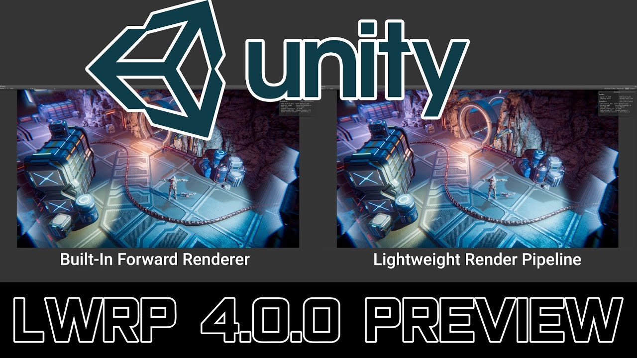 Unity Lightweight Render Pipeline 4 0 0