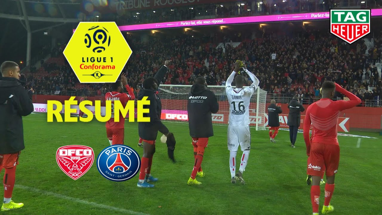 Download Dijon FCO - Paris Saint-Germain ( 2-1 ) - Résumé - (DFCO - PARIS) / 2019-20
