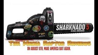'Sharknado 5: Global Swarming' Review streaming