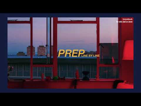 [THAISUB] Line By Line - PREP feat. Cory Wong & Paul Jackson jr แปลเพลง