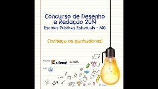 Premiação Concurso de Desenho e Redação Escolas Estaduais 2019