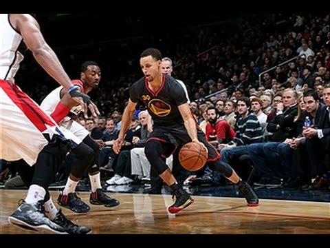 Stephen Curry Stays Red Hot Scoring 32-Points in Victory