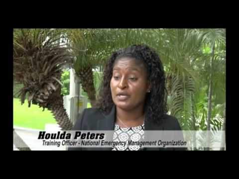 Full TV report on Tsunami Readiness in the Caribbean by CMC News #WTAD2016