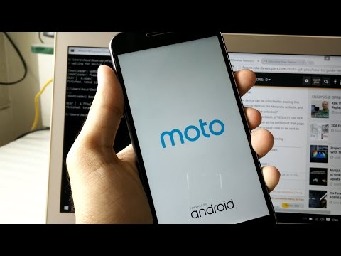 How To Root Moto G4 Plus, Unlock Bootloader And Install Recovery!