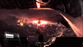 RE 6 [HD] Ustanak Helicopter Ambush - Chapter 1 Ending