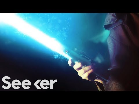 How Close Are We to Creating a Lightsaber?