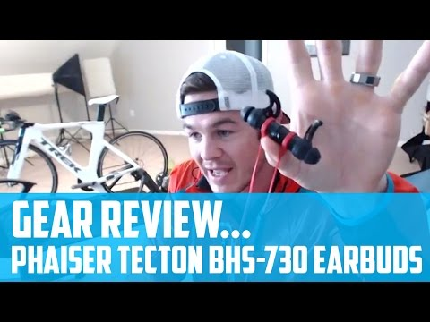 Phaiser Tecton BHS-730 Review - Bluetooth Earbuds