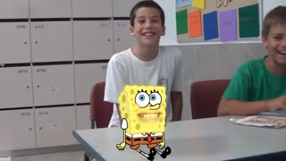 SpongeBob in the Real World- Roy Adin