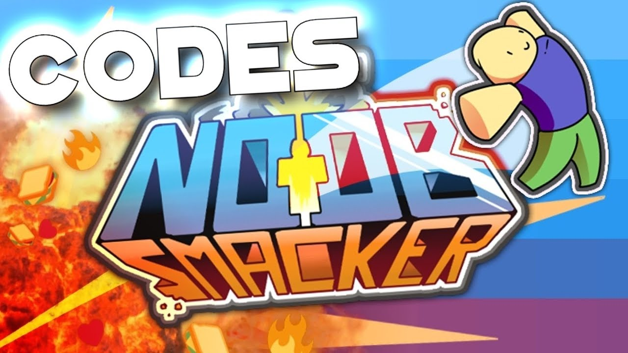 roblox noob smacker simulator codes