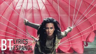 Katy Perry - Rise (Lyrics + Español) Video Official
