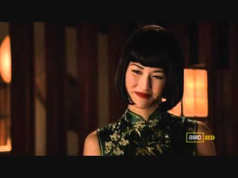 Mad Men - Don Draper and the waitress - Sukiyaki