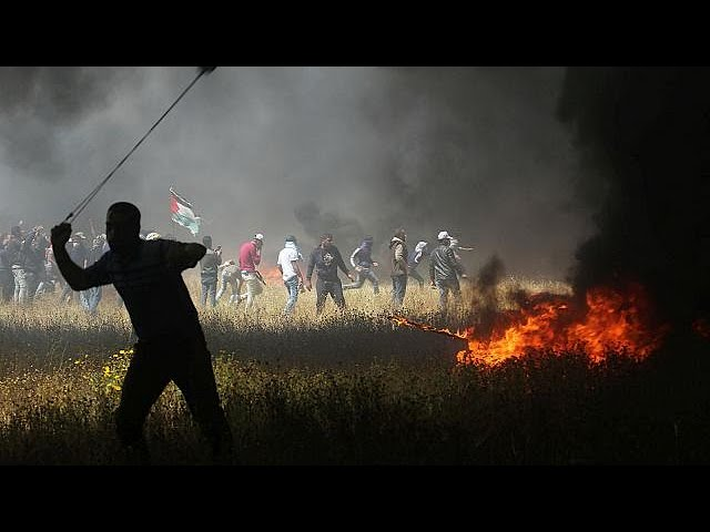 Death toll rises in Israel-Gaza border unrest: reports