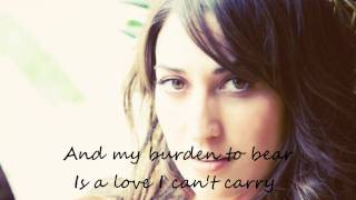 Sara Bareilles Breathe Again (Live) with Lyrics