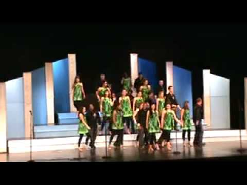 Garfield Heights Middle School Choir and HS Music Express Part 3
