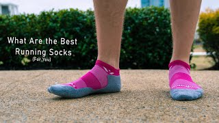 What Running Socks Are the Best (For You)