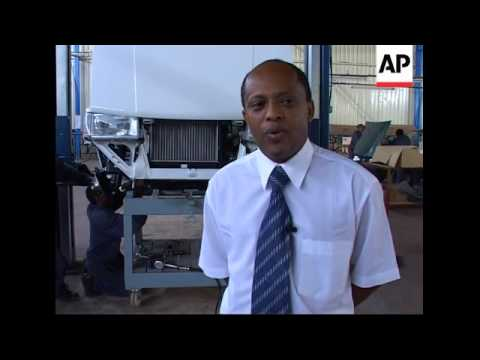 Ethiopian-assembled cars sparks pride in local business