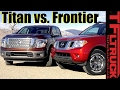 2017 Nissan Titan vs Frontier: Midsize vs Half-Ton 0-60 MPH Review, Which Truck is Best for You?