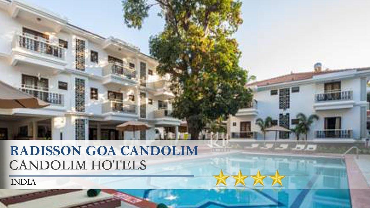 Radisson Goa Candolim Hotels India