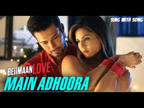 Main Adhoora Lyrics With Full Song -...