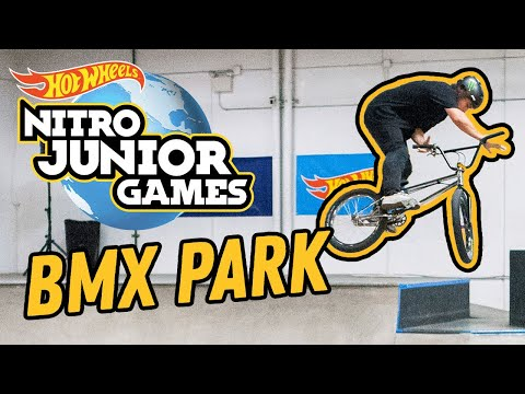 BMX Park FULL EVENT - Nitro Junior Games