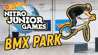 BMX Park FULL EVENT - Nitro Junior Games