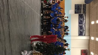 """Henderson Holiday Choral Concert """"Live"""" Version  #scubed"""