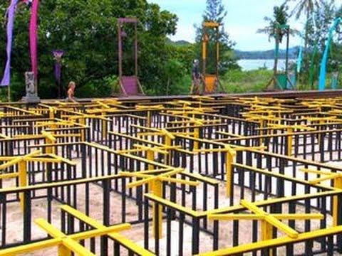 Survivor: Cagayan  Immunity Challenge:  Roundabout