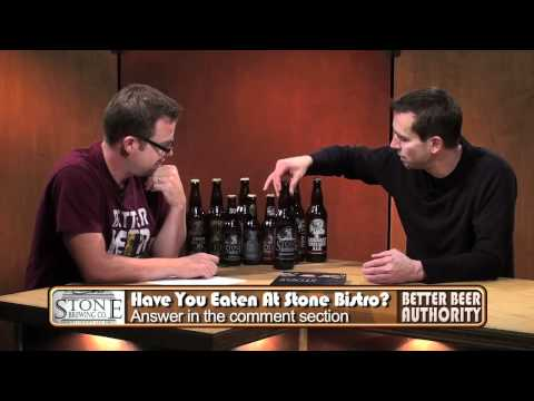 Greg Koch: CEO Of Stone Brewing Co. - Interview (1 Of 2)