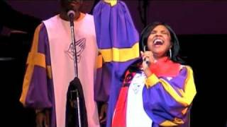 "Glory Gospel Singers ""We Shall Overcome"""