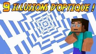 9 ILLUSIONS D'OPTIQUE INCROYABLES !   Beyond Perception 2 !