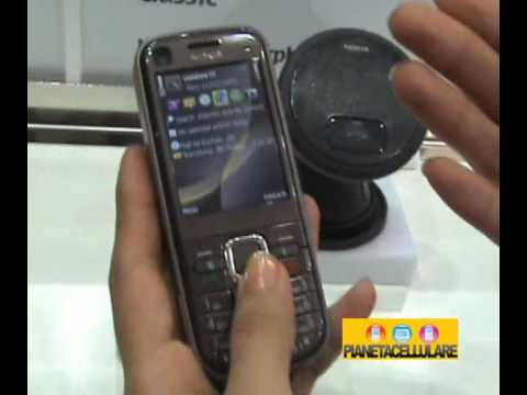 Nokia 6720 Classic Mobile World Congress 2009