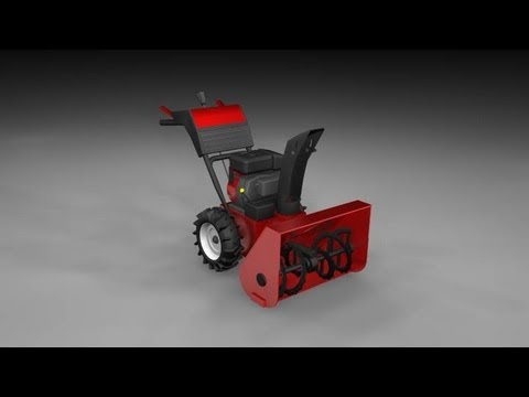 Snowblower Model Number Identification