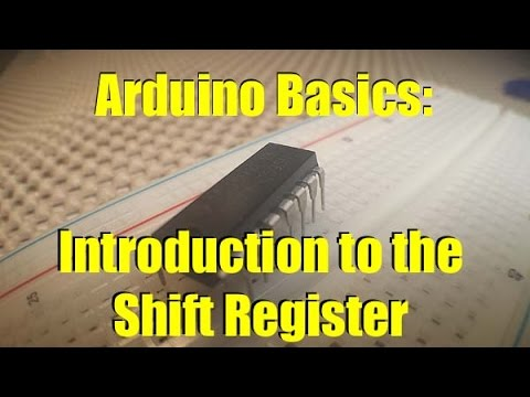 introduction to shift register