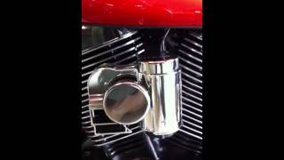 Wolo badboy motorcycle air horn
