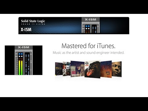 Free Audio Mastering Plugins from iTunes and SSL