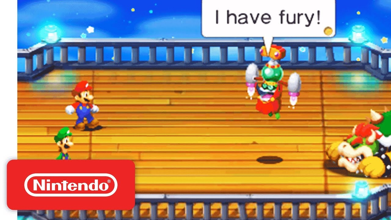 Playback Mario and Luigi Super Star Saga
