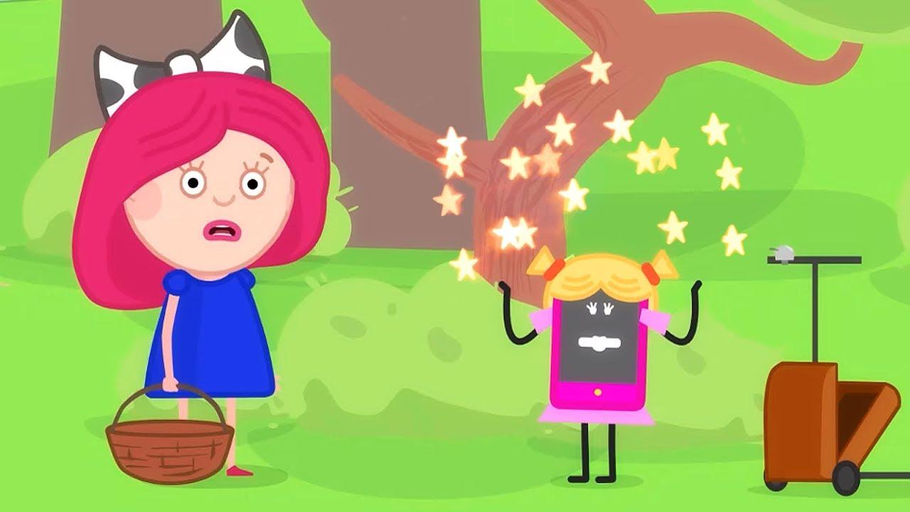 Смарта и Чудо-сумка – Смарта отправляется на поиски упавшей звезды | Развивающий мультик для девочек