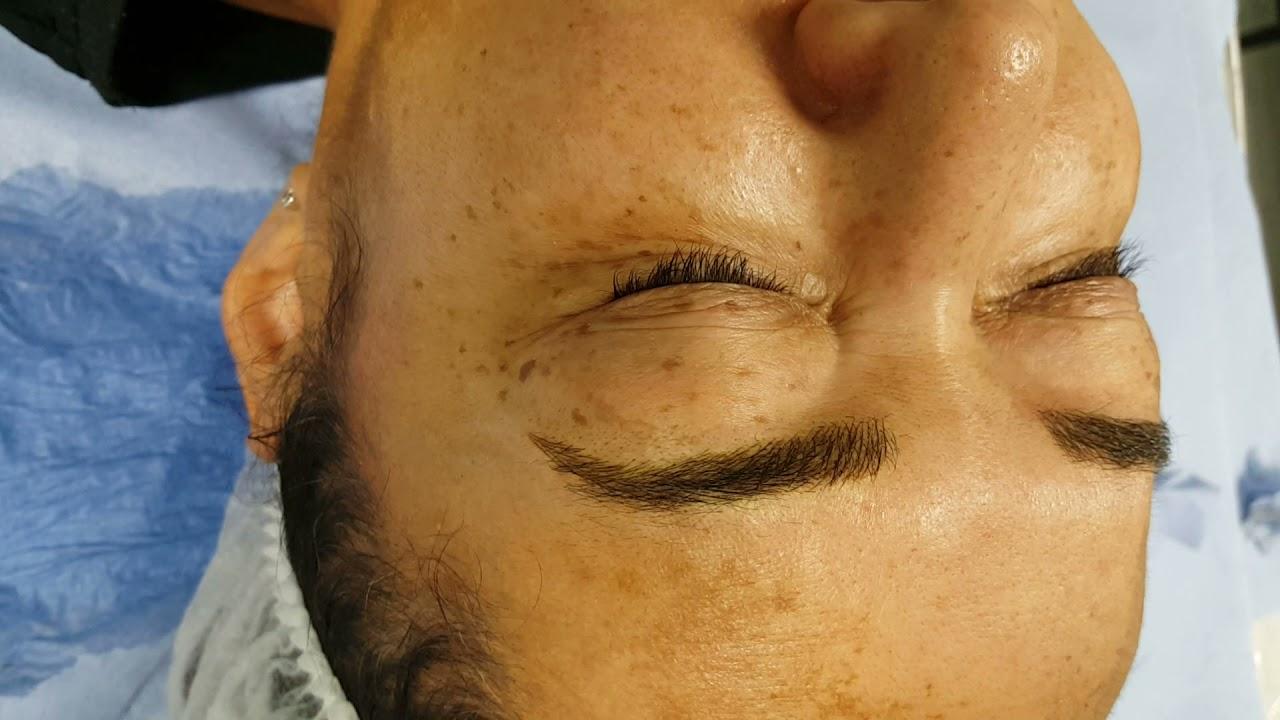 Density Eyebrows Microblading by El Truchan @ Perfect Definition