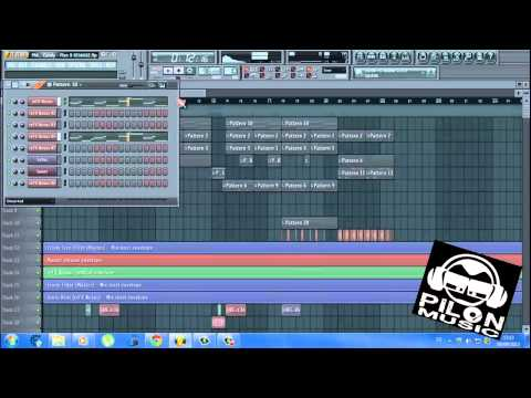 Candy - Plan B (Prod. Luny Tunes) ( REMAKE By PilonMusic) FLP